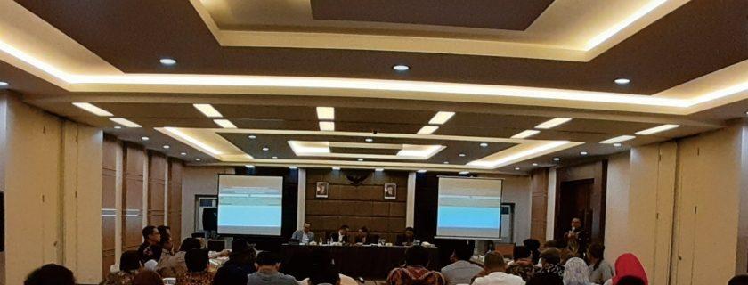 Rapat Tinjauan Manajemen Universitas Widyatama